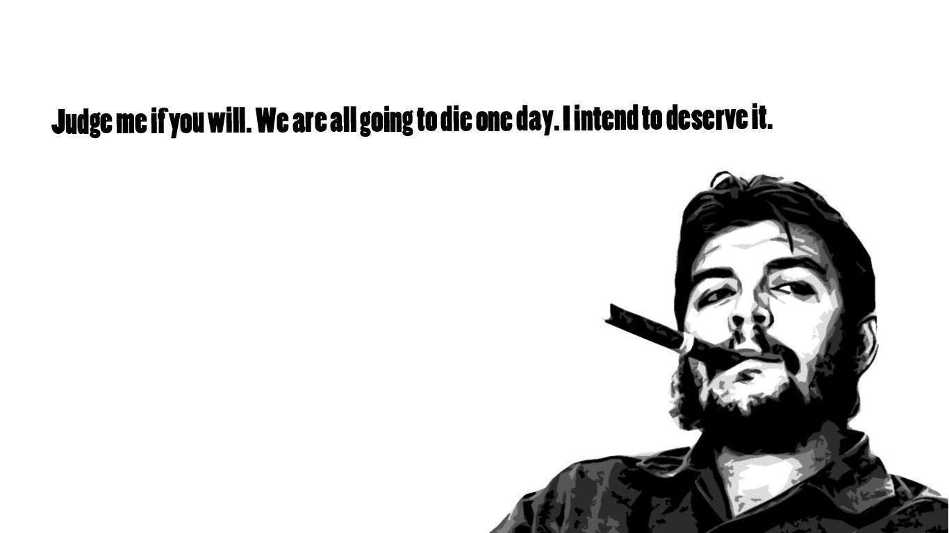 Che Guevara Wallpapers With Quotes Che Guevara Wallpapers Wallpaper Cave