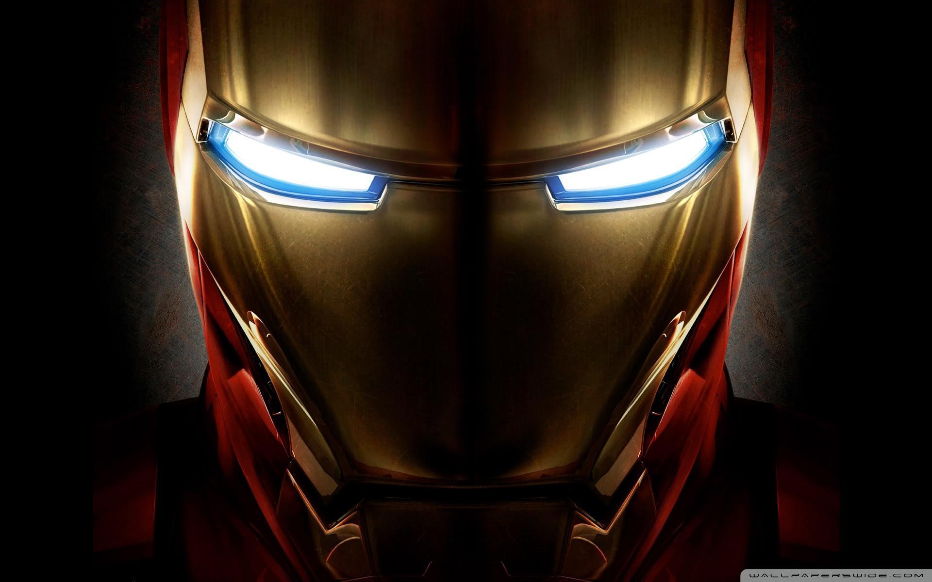 iron man logo wallpapers