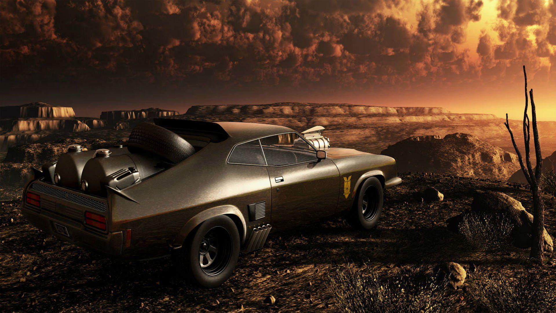 The Car Movie 1977 Wallpaper Mad Max Wallpapers Wallpaper Cave