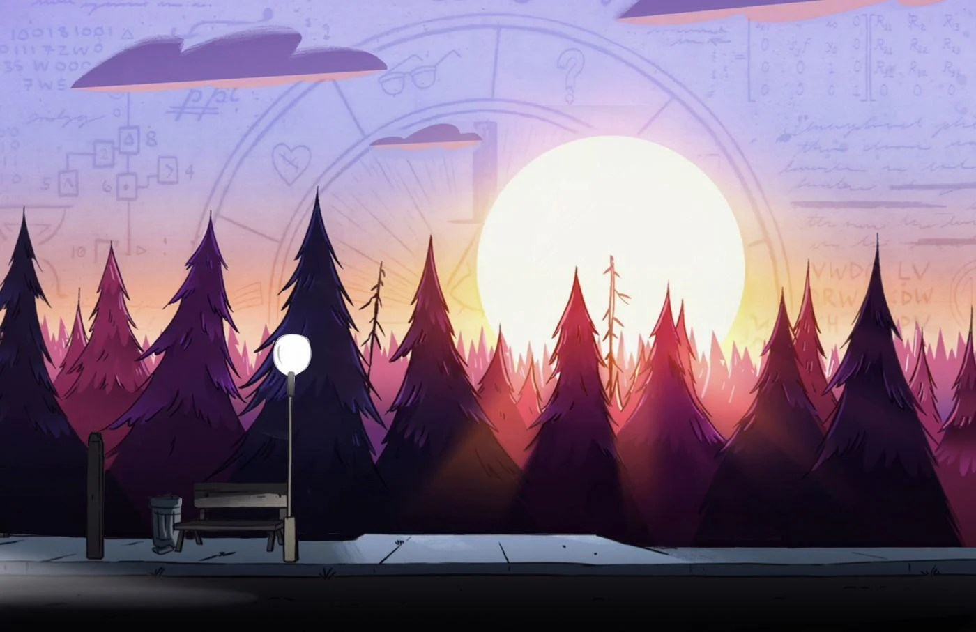 Gravity Falls Wallpaper For Android Gravity Falls Wallpapers Wallpaper Cave
