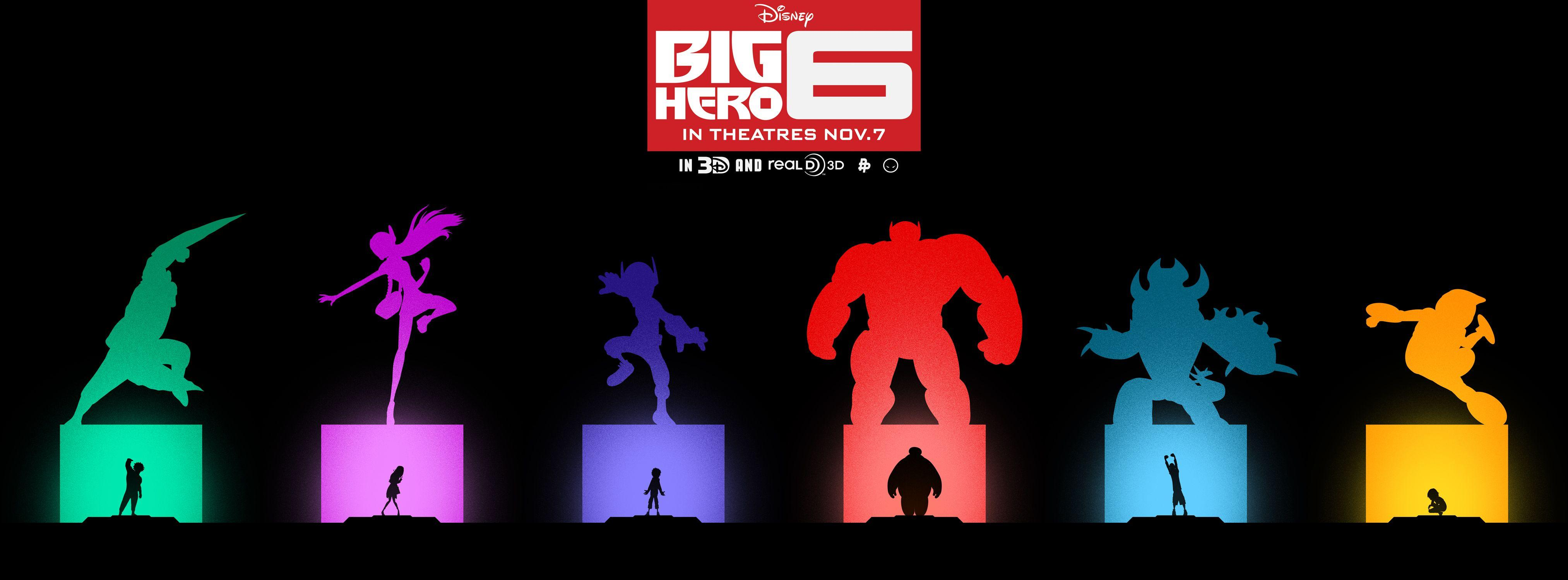 Big Hero 6 Wallpapers - Wallpaper Cave