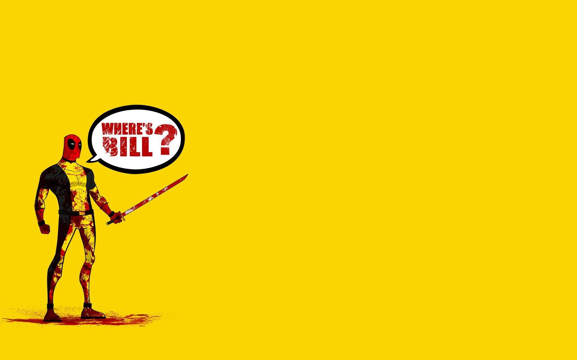 Gravity Falls Minimalist Wallpaper Kill Bill Wallpapers Wallpaper Cave
