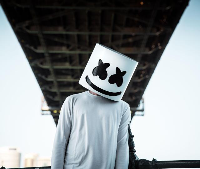 Marshmello Dj Wallpaper Music Hd Wallpapers