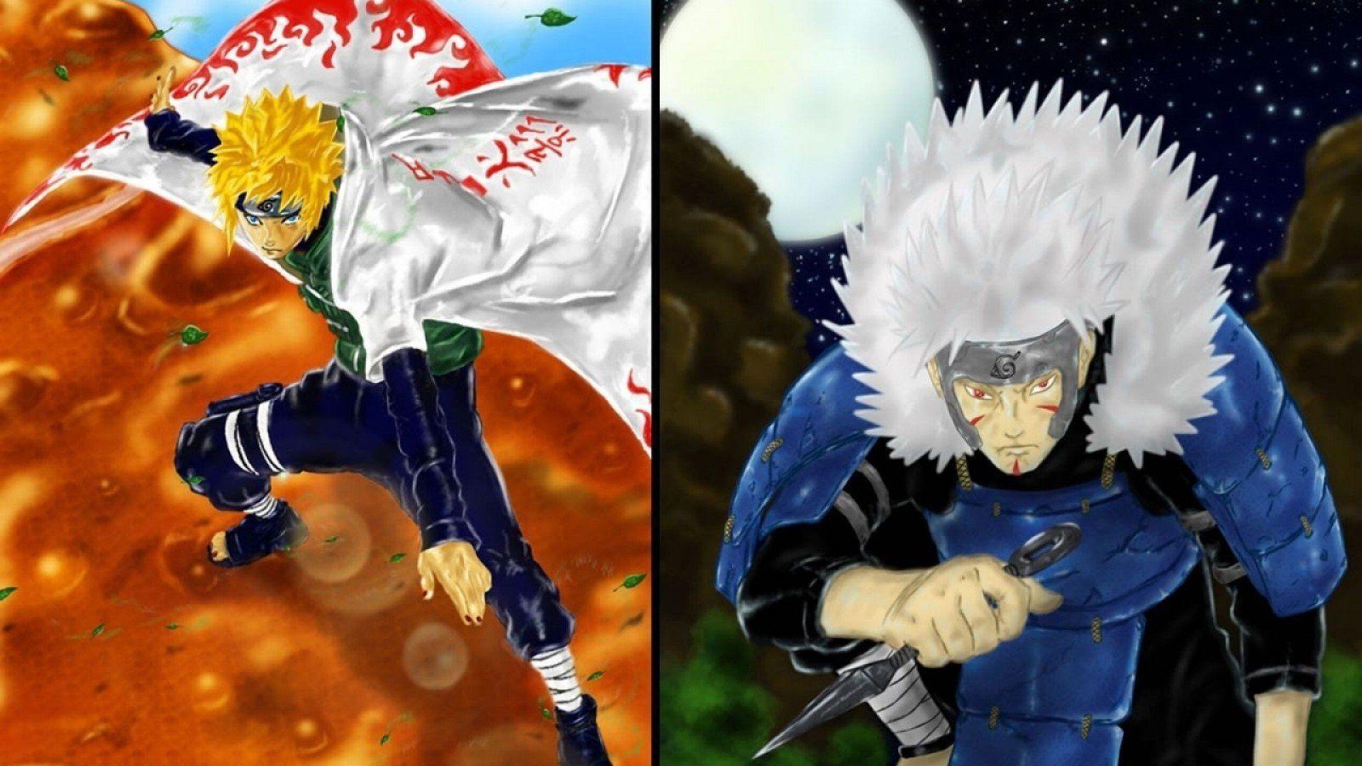 Naruto Shippuden Wallpaper Hd 1080p Namikaze Minato Wallpapers Wallpaper Cave