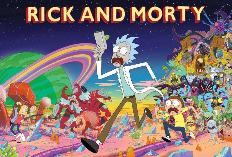 Rick And Morty, rick and morty dark secrets, rick and morty dark