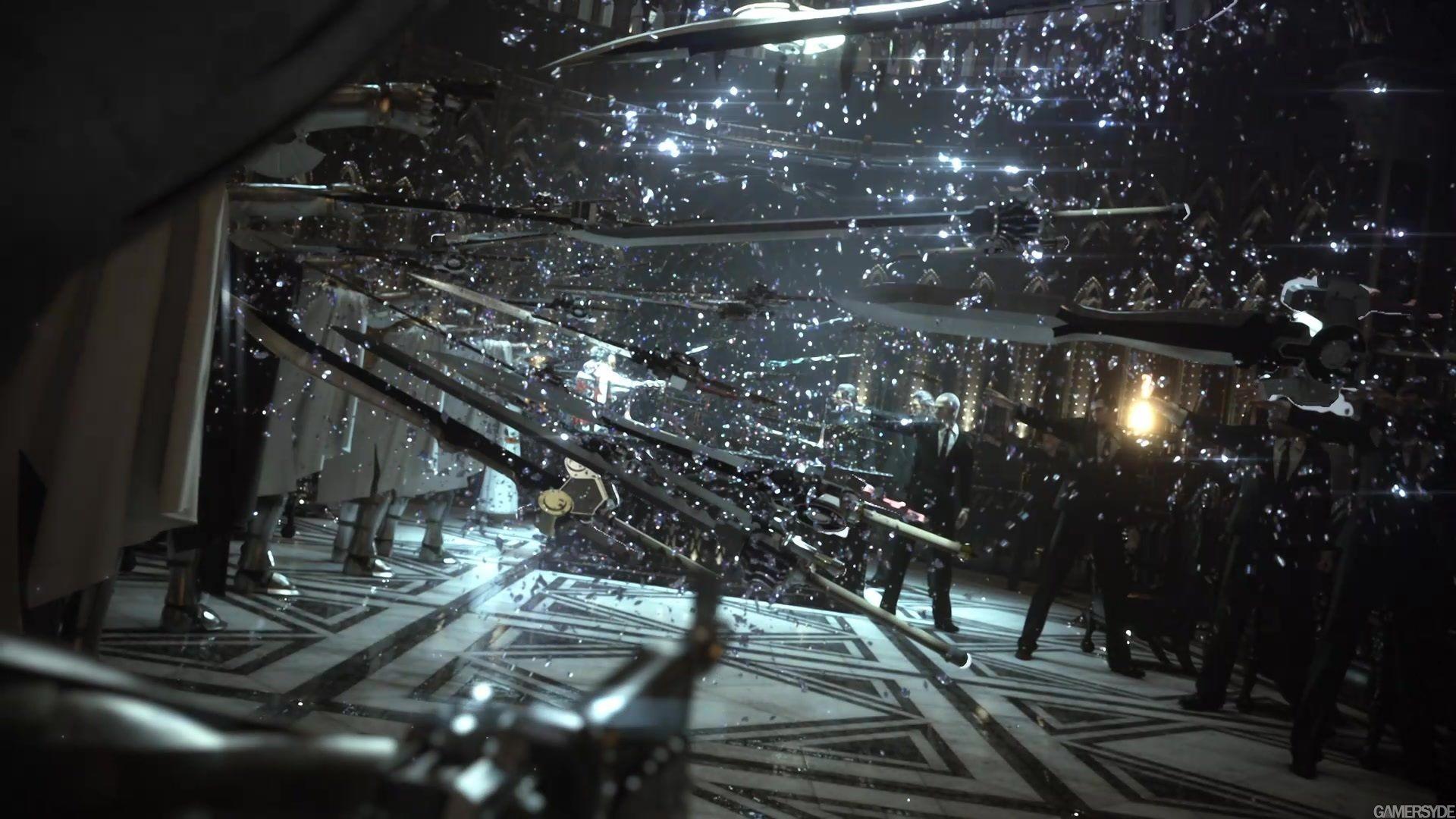 Final Fantasy XV Wallpapers Wallpaper Cave