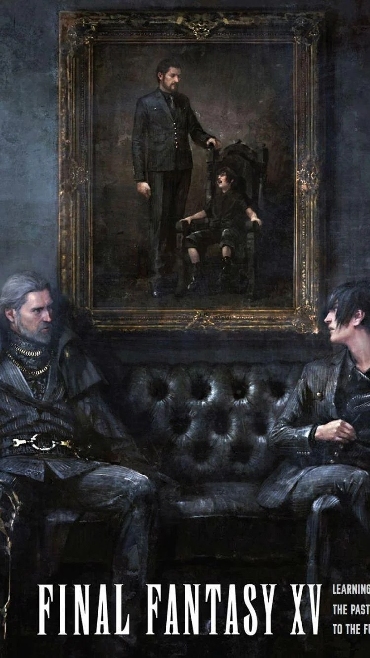 Final Fantasy Xv Ios Wallpaper Walljdi Org
