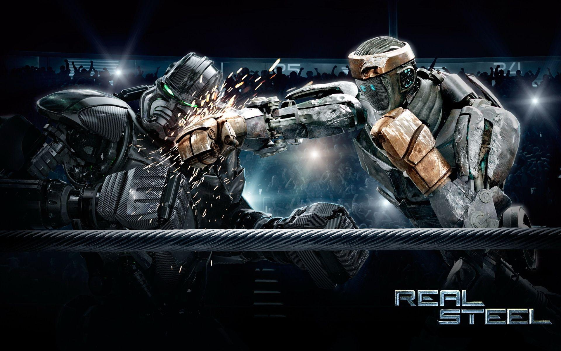 real steel wallpapers wallpaper