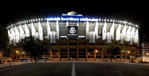 Real Madrid Santiago Bernabeu stadium wallpapers | HD Wallpapers ...