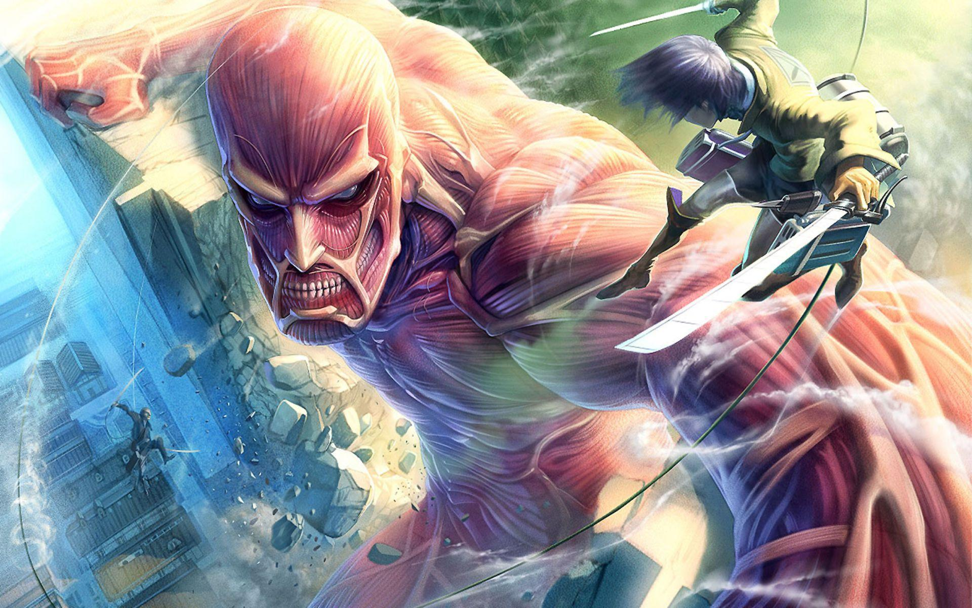 Check out these 13 fun facts. Attack On Titan Wallpapers - Wallpaper Cave