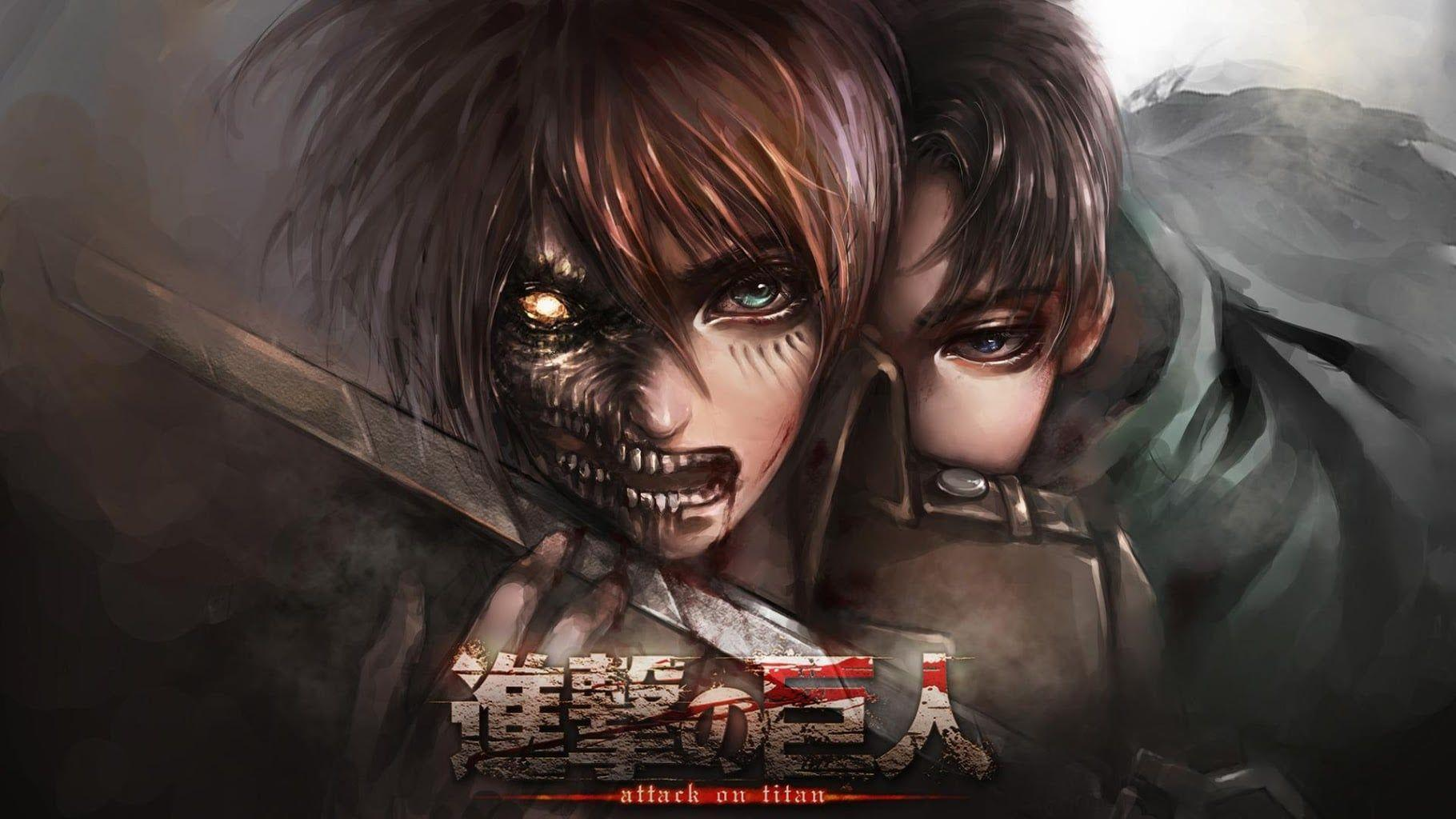 Make it easy with our tips on application. Attack On Titan Wallpapers - Wallpaper Cave