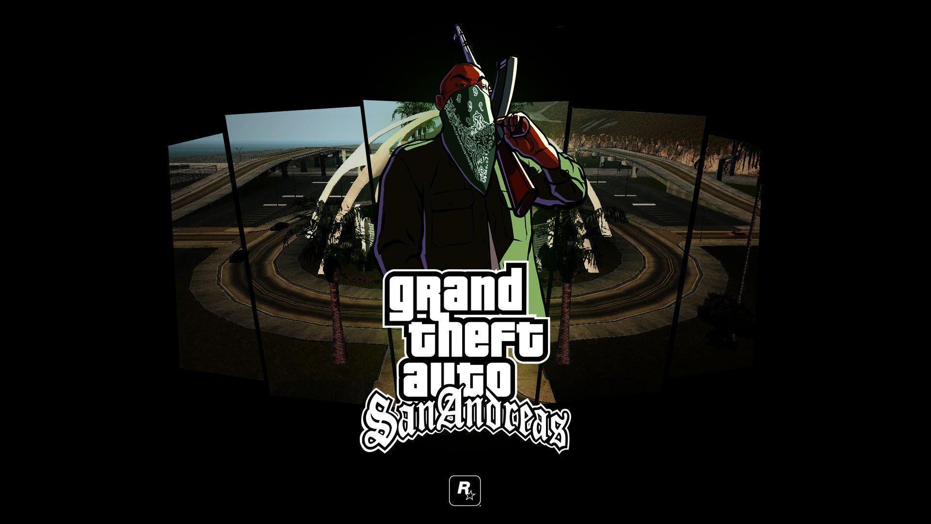grand theft auto san