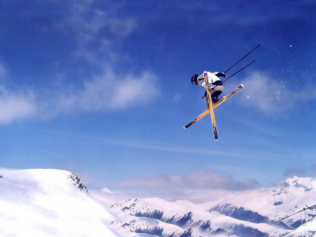 Skiing Wallpapers  Wallpaper Cave
