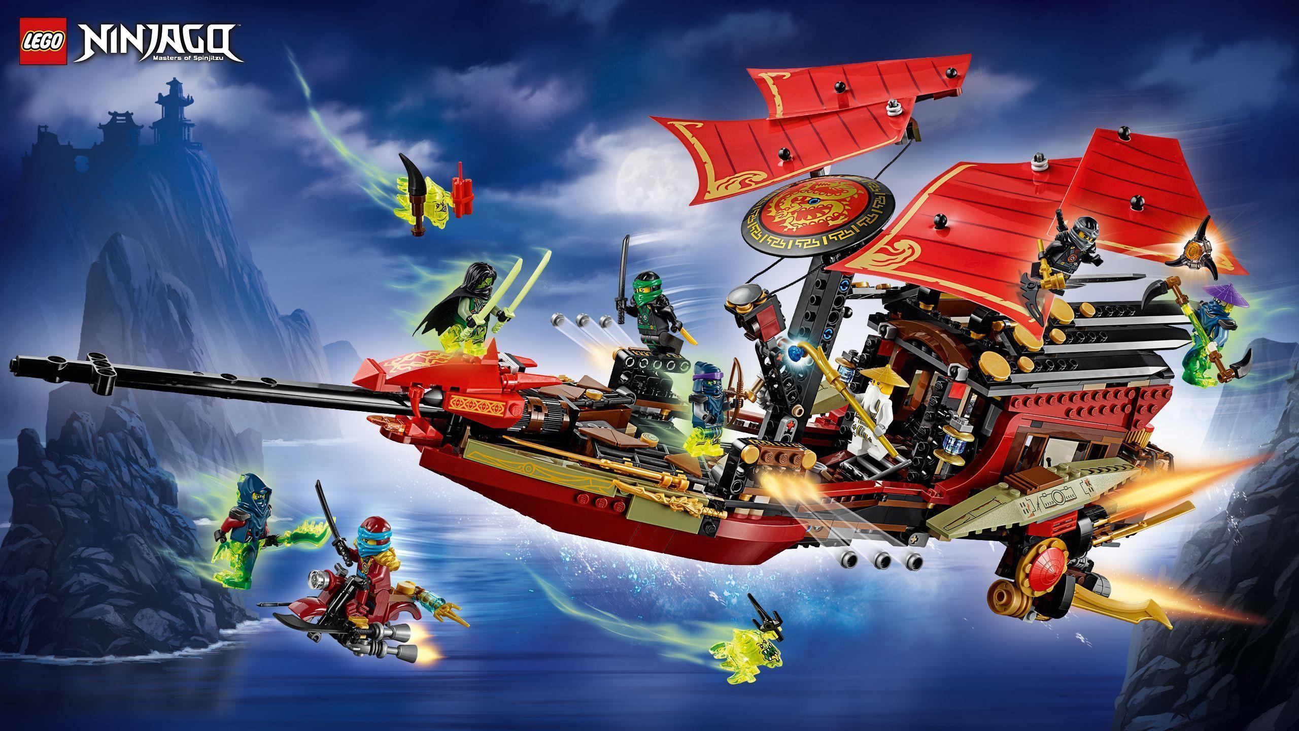 Ninjago Wallpapers Wallpaper Cave
