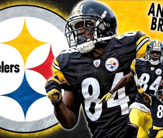 Antonio Brown Wallpapers Wallpaper Cave