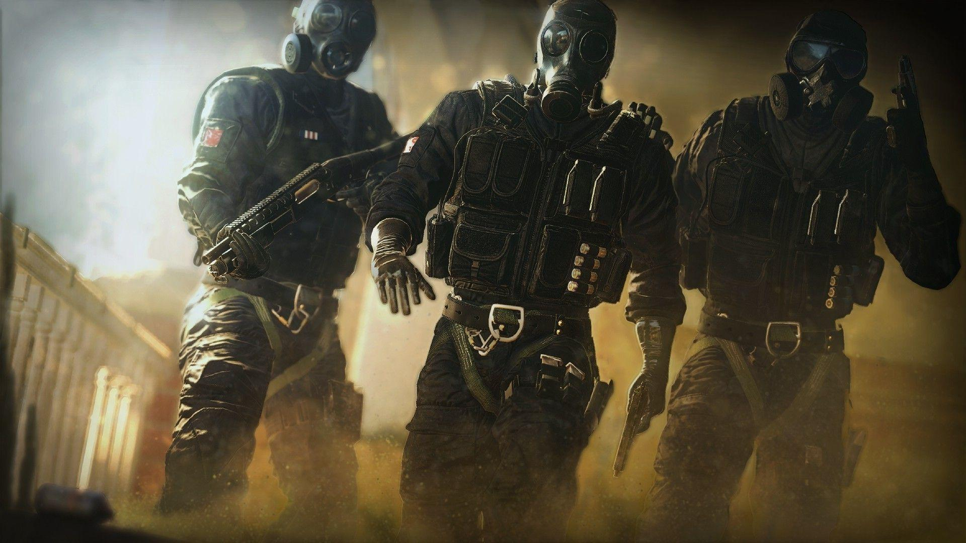 Cool Rainbow Six Siege Wallpaper Pictures To Pin On