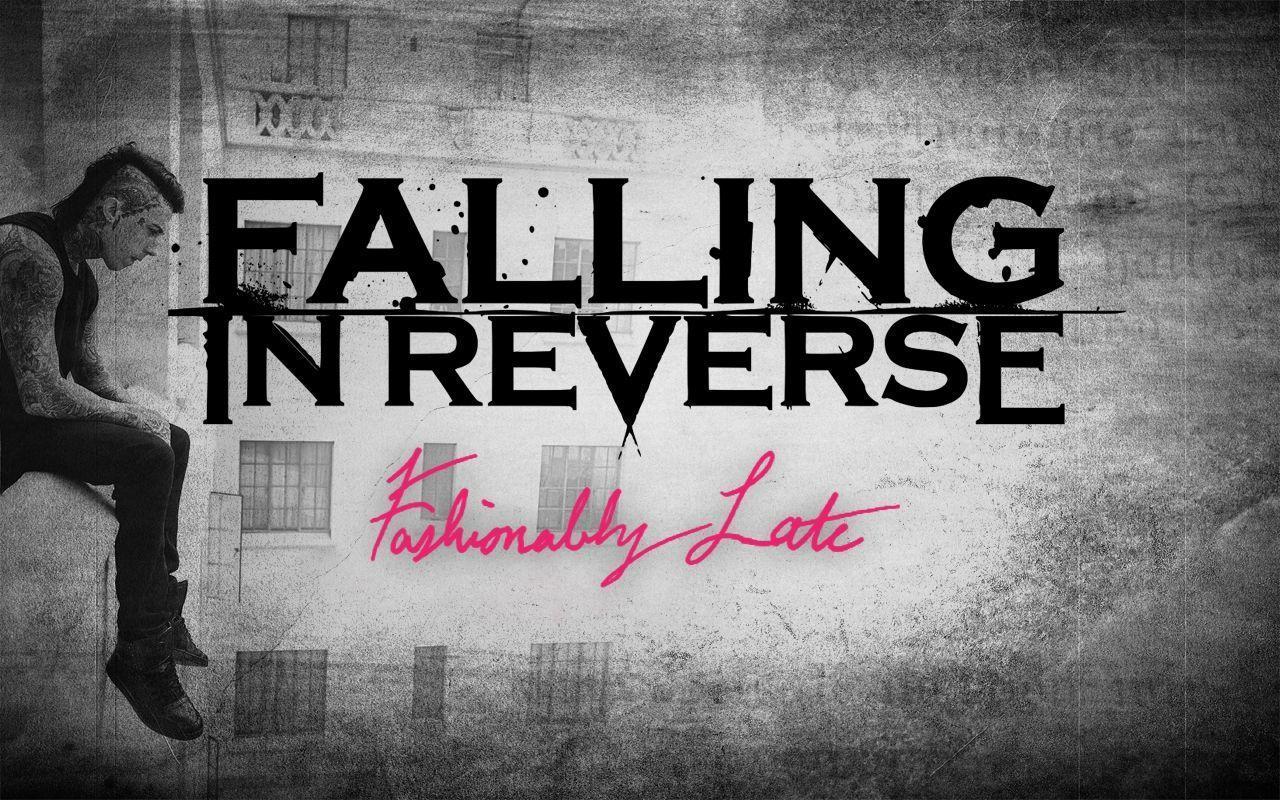 Falling In Reverse Logo Wallpaper Falling In Reverse Wallpapers Wallpaper Cave