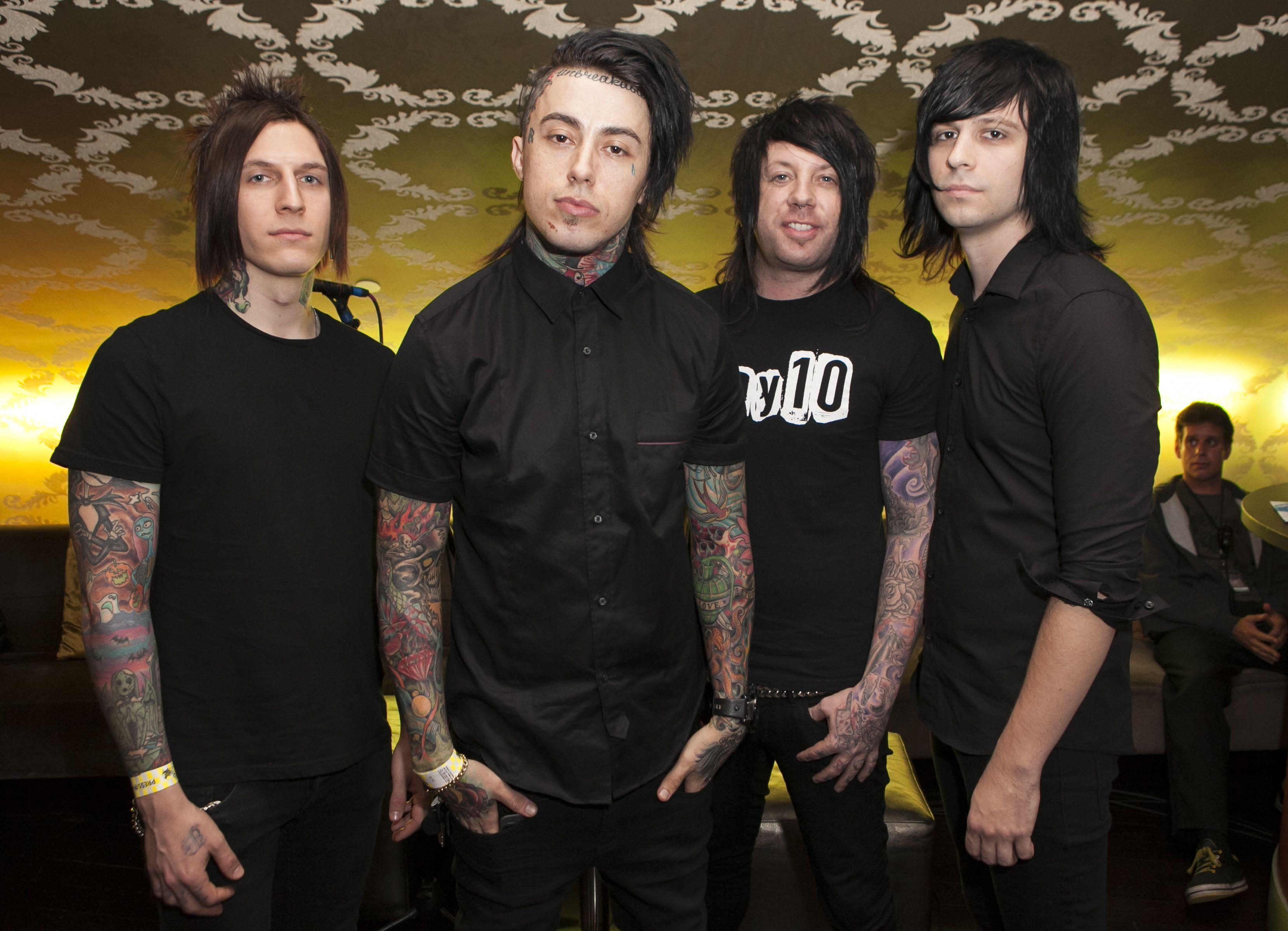 Falling In Reverse Wallpapers For Android Falling In Reverse Wallpapers Wallpaper Cave