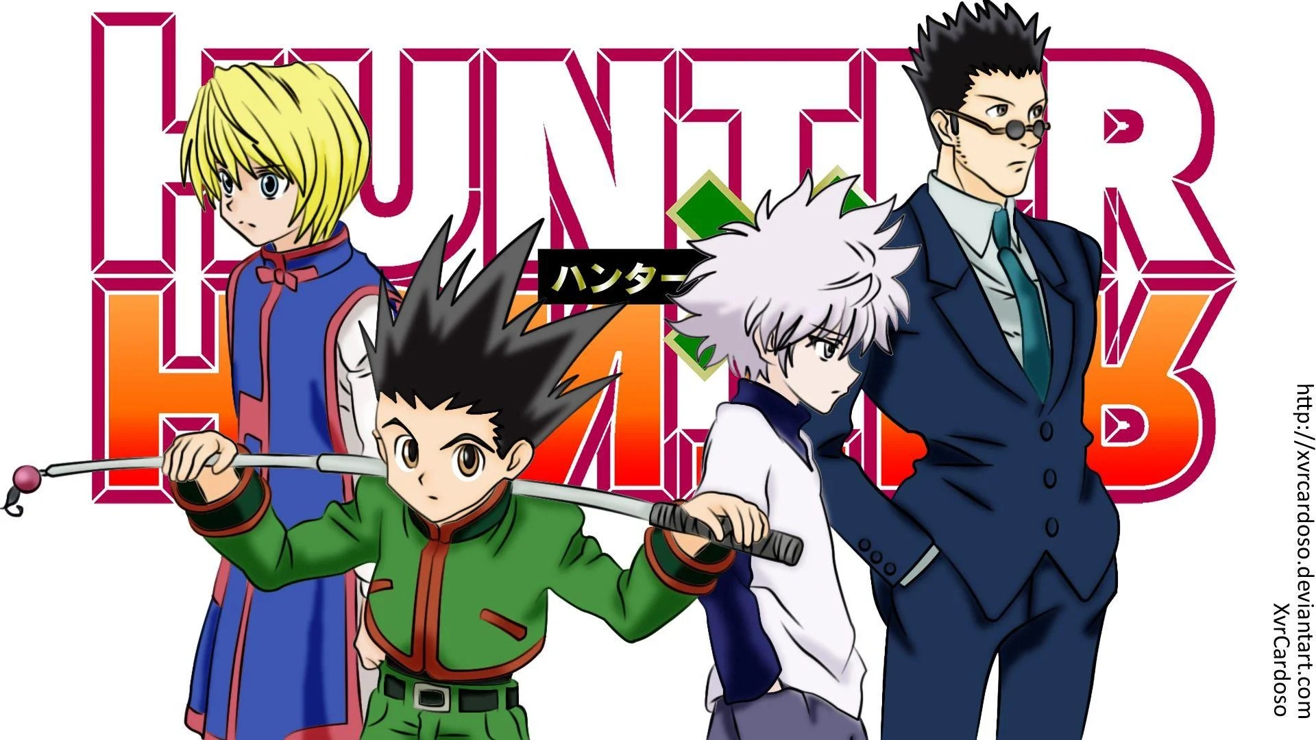 This subreddit is dedicated to the japanese manga and anime series hunter x hunter, written by … Hunter X Hunter Wallpapers - Wallpaper Cave