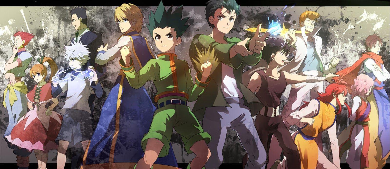 Wallpaper use only, dmca contact us. Hunter X Hunter Wallpapers - Wallpaper Cave