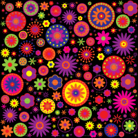 Hippie Patterns Wallpapers - Wallpaper Cave