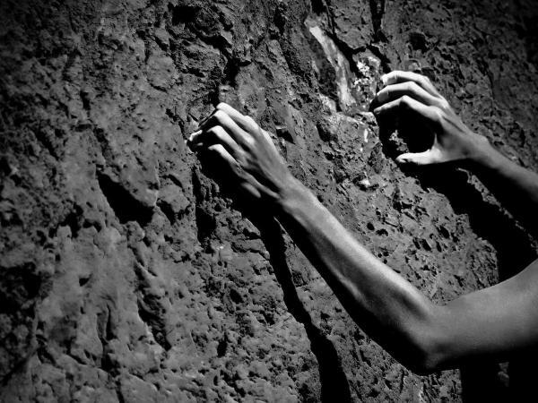Indoor Rock Climbing Desktop Wallpaper