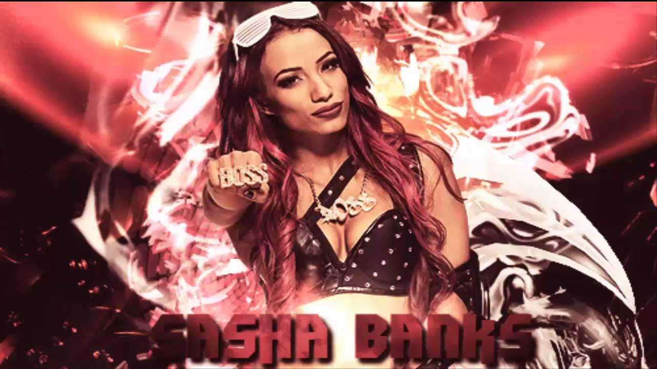 sasha banks wallpapers wallpaper