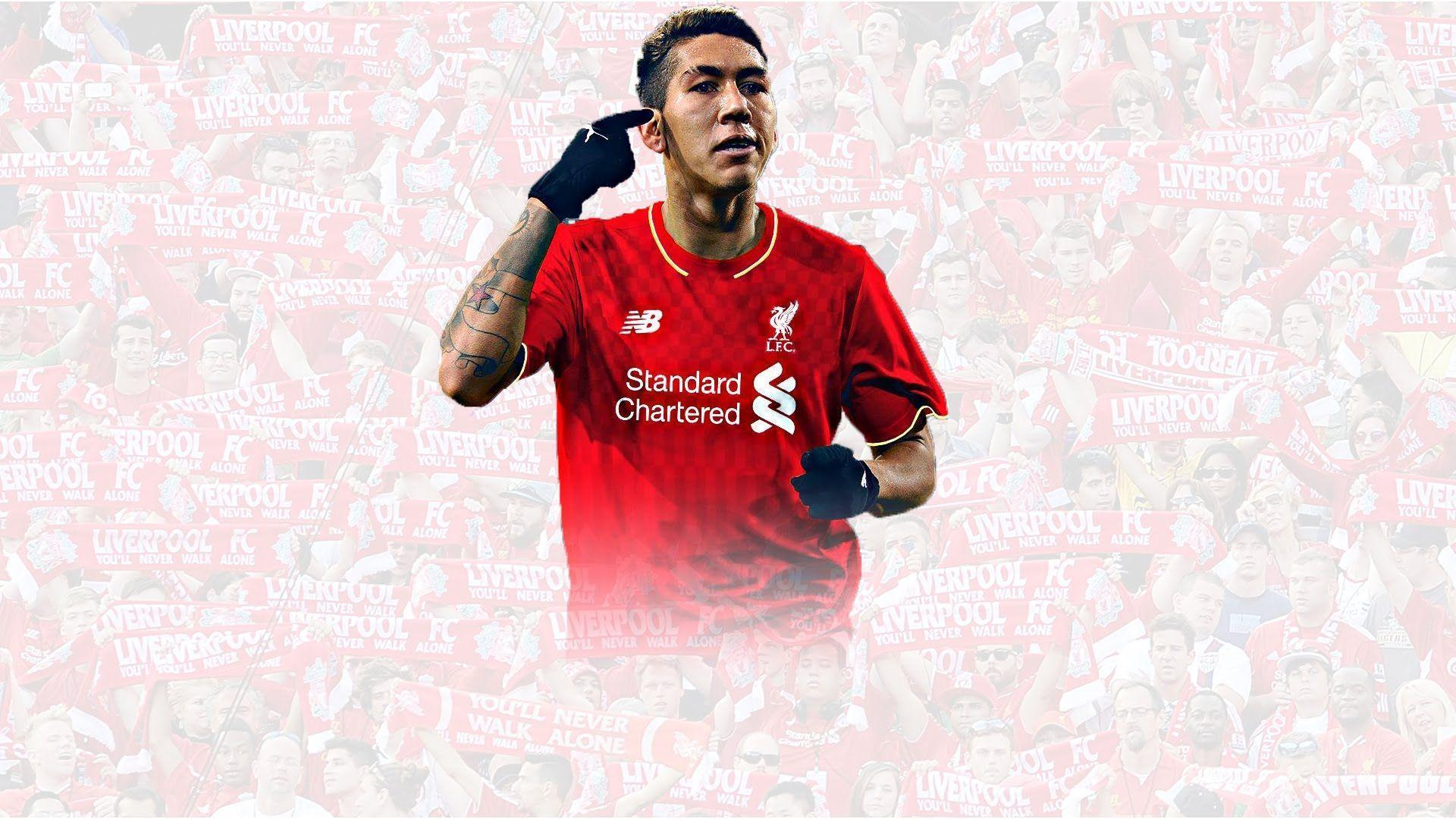 Roberto Firmino Wallpapers Wallpaper Cave