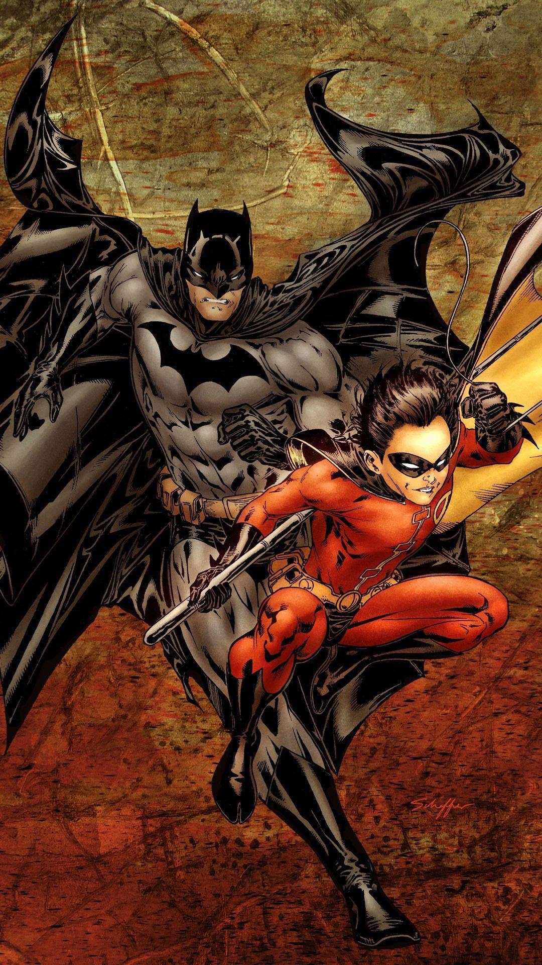 Batman Robin Wallpapers  Wallpaper Cave