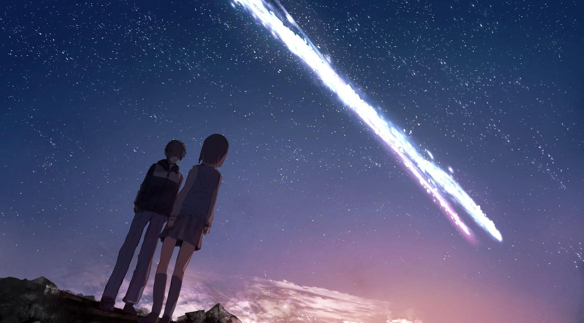 I just had to let you. Kimi No Na Wa Wallpapers - Wallpaper Cave