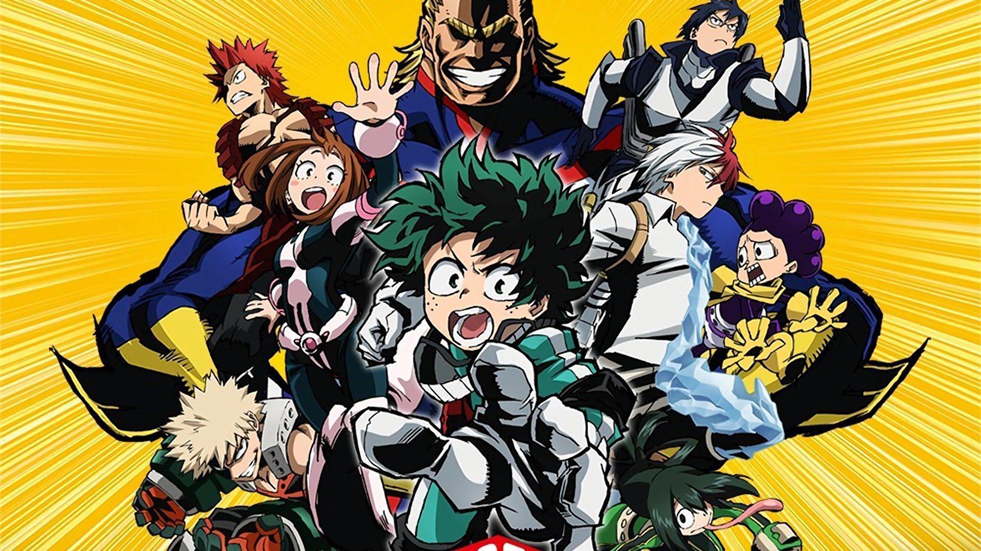 However, from the amount of android os hd wallpapers today, not a few people who like and use the android hd wallpaper with the old theme, as. Boku No Hero Academia Wallpapers - Wallpaper Cave