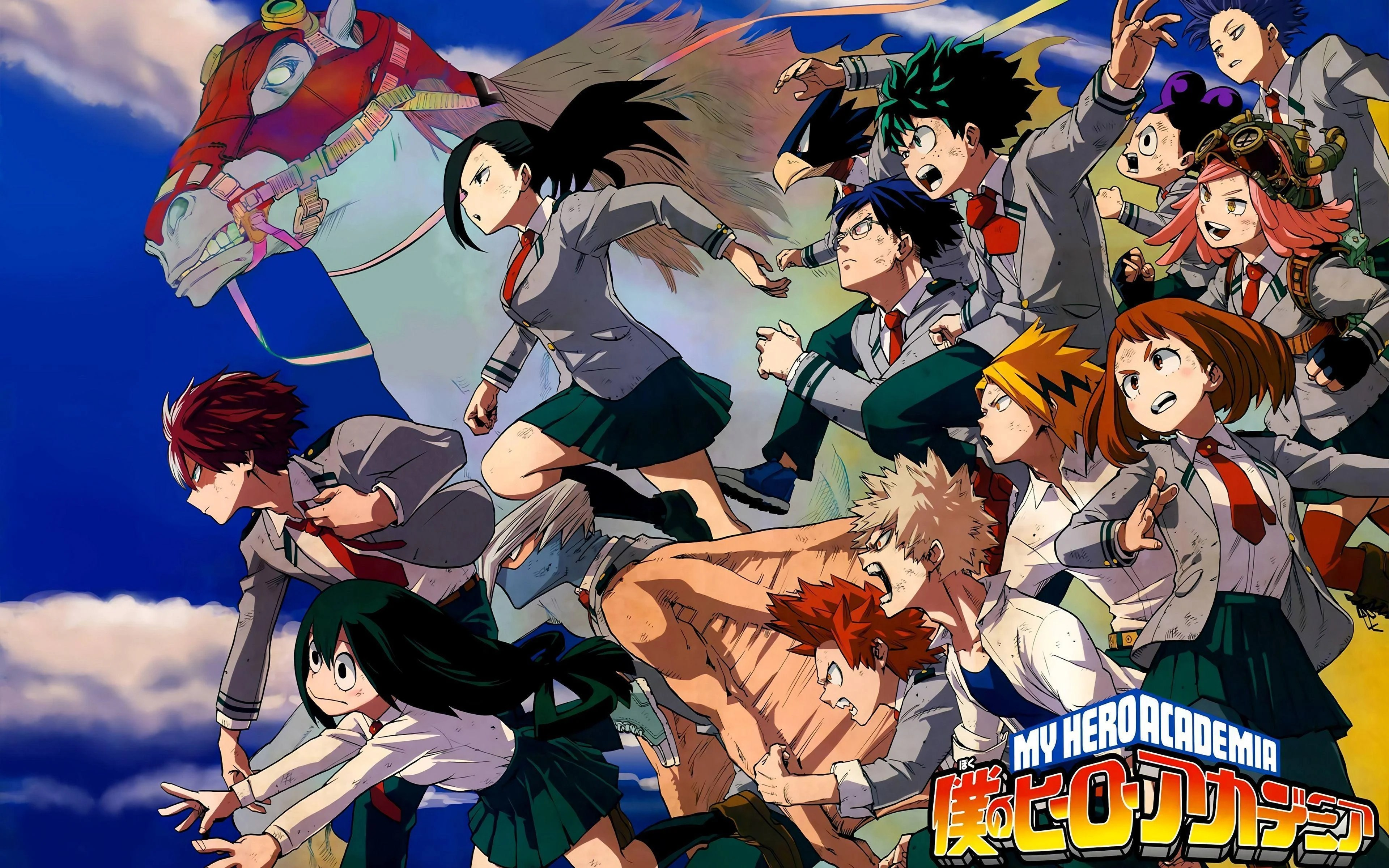 You can also upload and share your favorite boku no hero academia wallpapers. My Hero Academia Wallpapers - Wallpaper Cave