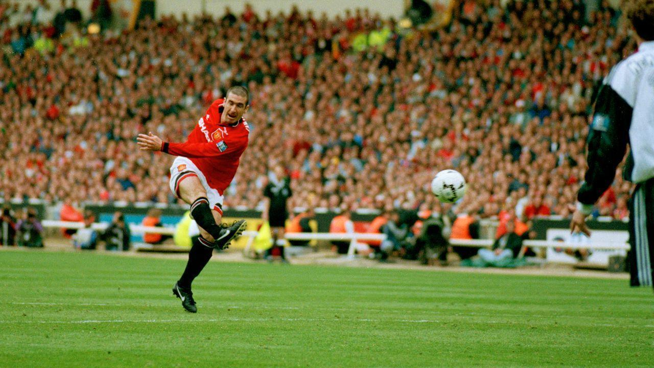 Eric cantona is most known for his skill on the soccer field. Eric Cantona Wallpapers - Wallpaper Cave