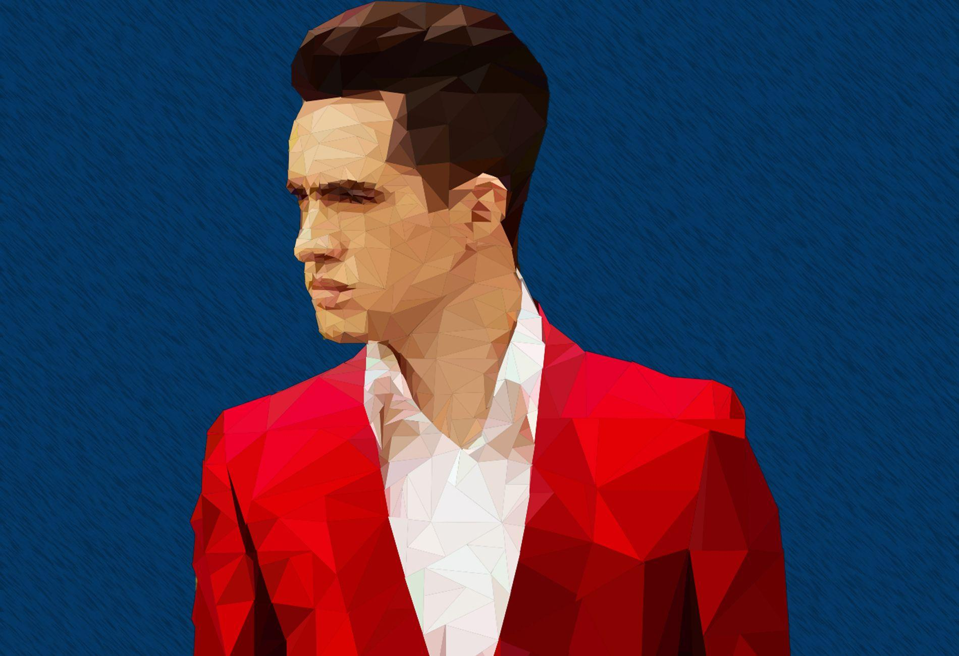 Panic At The Disco Wallpaper Hd Brendon Urie Wallpapers Wallpaper Cave