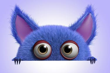 monster cute wallpapers cave
