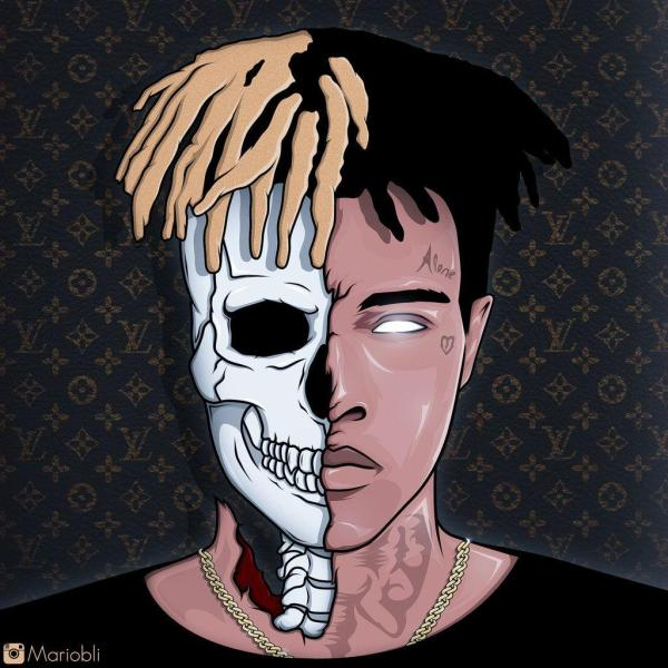 Xxxtentacion Wallpapers - Wallpaper Cave