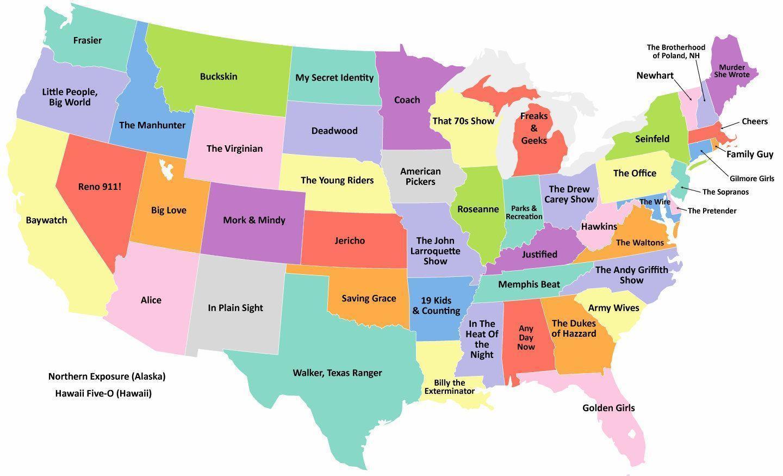 Usa Map Wallpapers