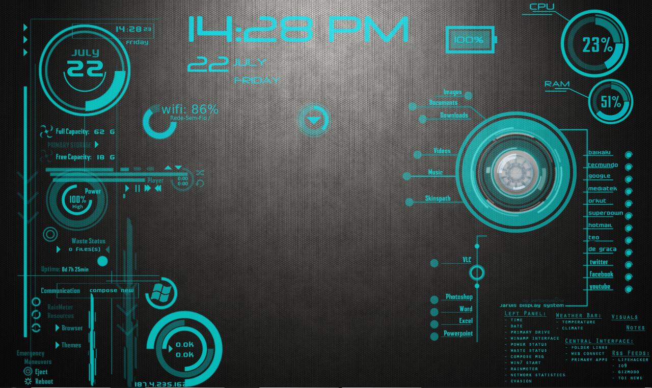 Iron Man Pc Wallpaper Hd Theme Windows 10