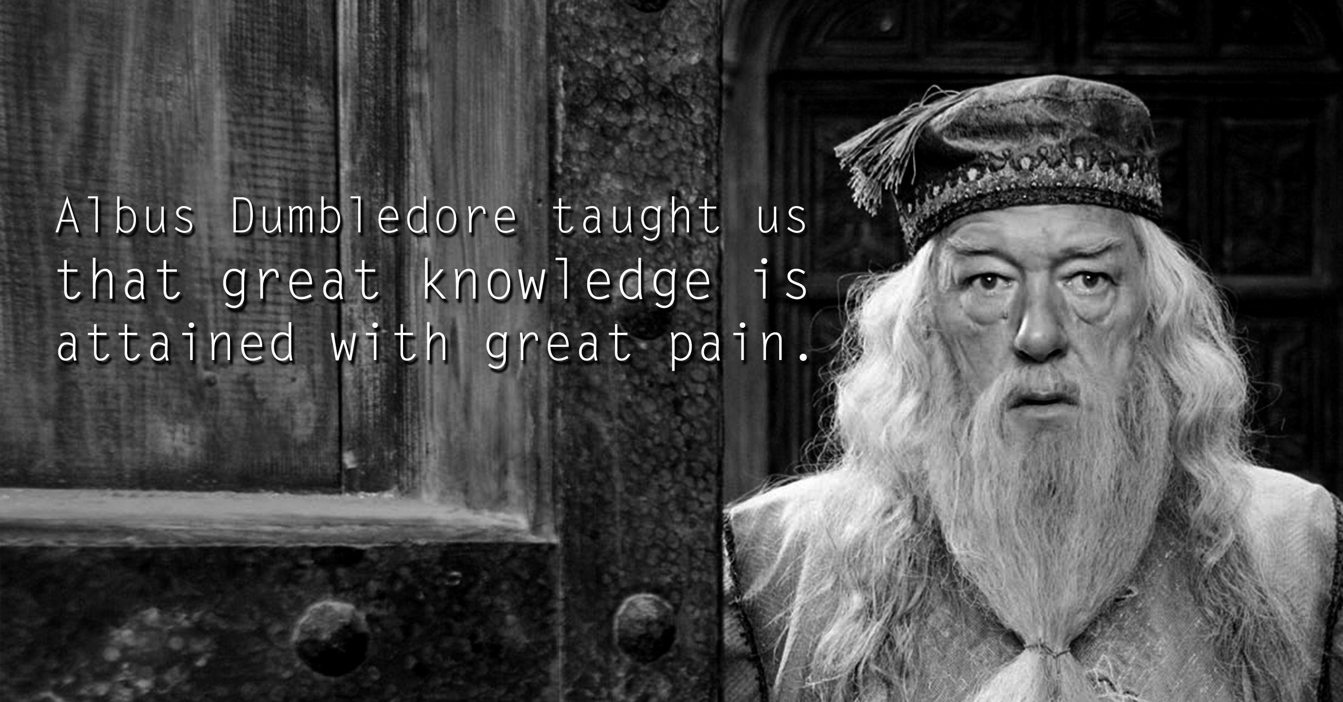 Albus Dumbledore Wallpapers
