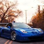Honda Nsx Wallpapers Wallpaper Cave