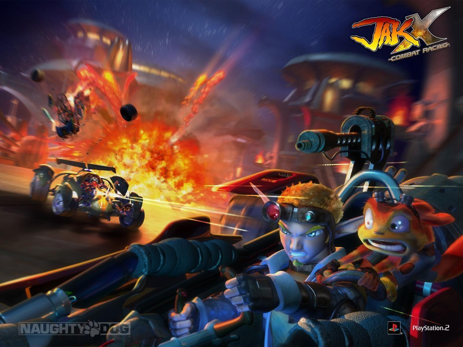 Race Car Anime Wallpaper Jak And Daxter Wallpapers Wallpaper Cave