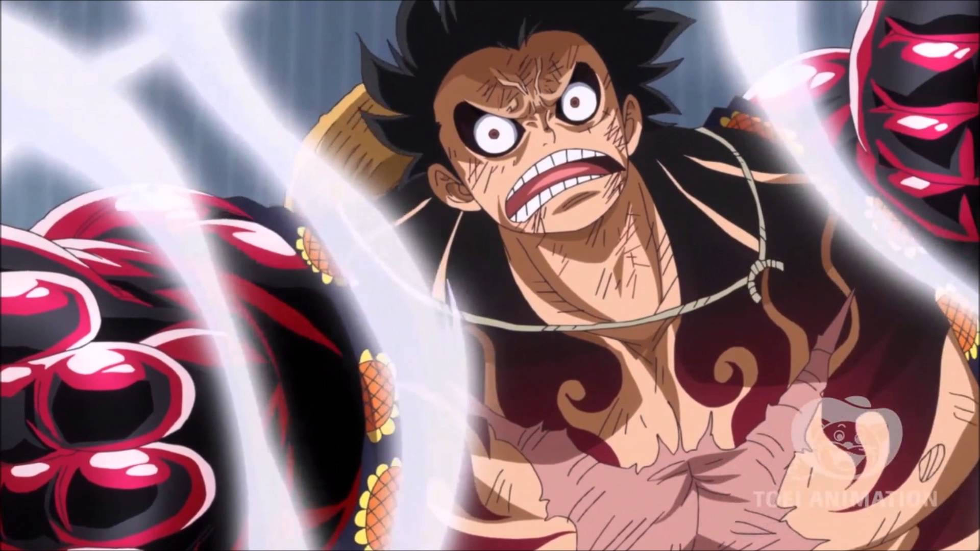 Luffy snakeman gear fourth one piece wallpaper 4k for desktop, iphone, pc, laptop, computer, android phone, smartphone, imac, macbook, tablet,. Luffy Gear 4 Wallpapers - Wallpaper Cave
