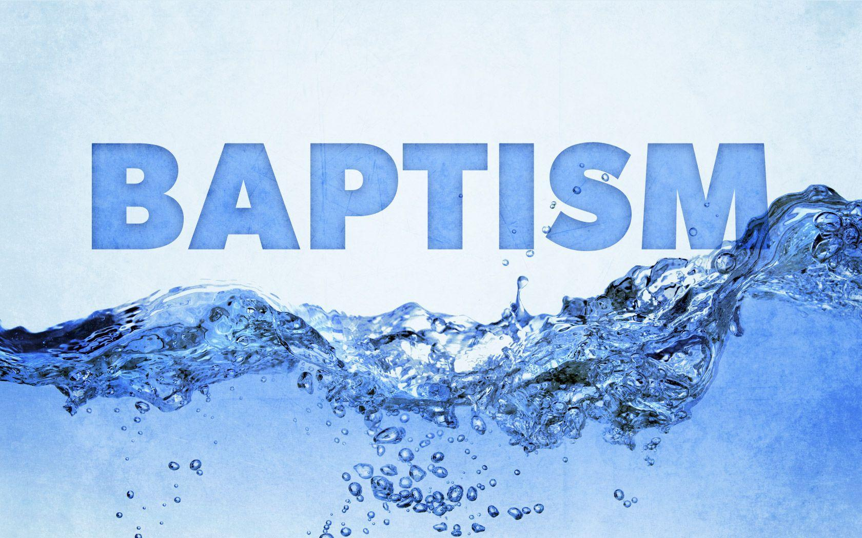 Baptism Wallpapers