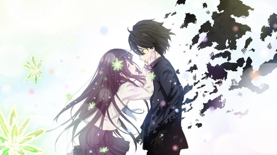 Download Wallpaper Couple Anime Hd Cikimm Com