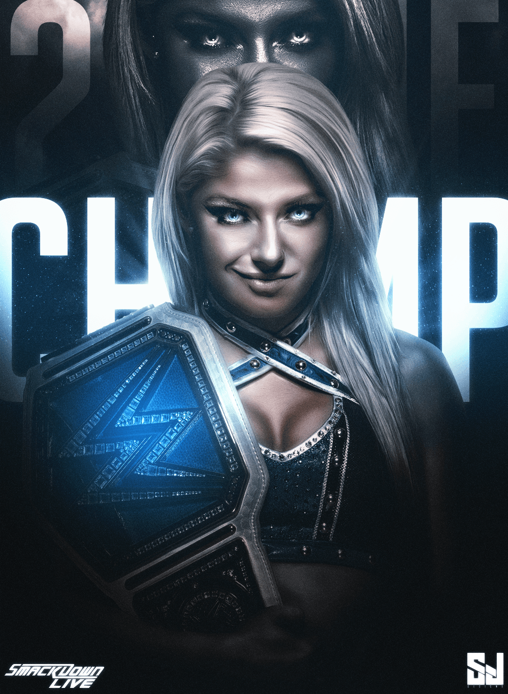 Wicked Iphone Wallpaper Alexa Bliss Wallpapers Wallpaper Cave
