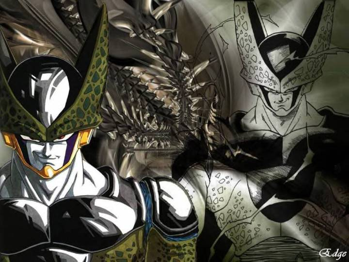 Dragon Ball Super Cell Wallpaper Kadadaorg
