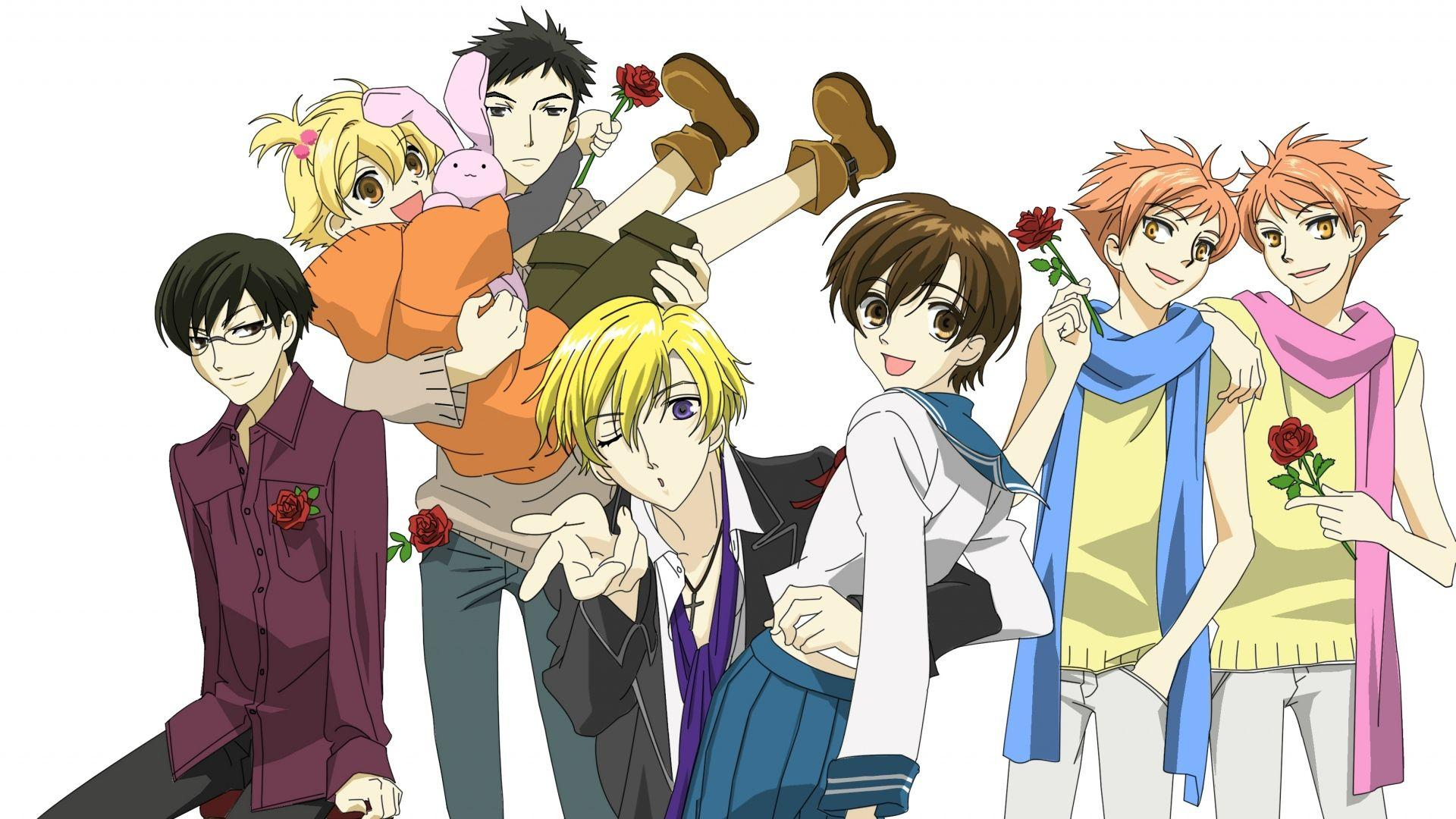 Perfect for your desktop pc, phone, laptop,. Ouran High School Host Club Wallpapers - Wallpaper Cave