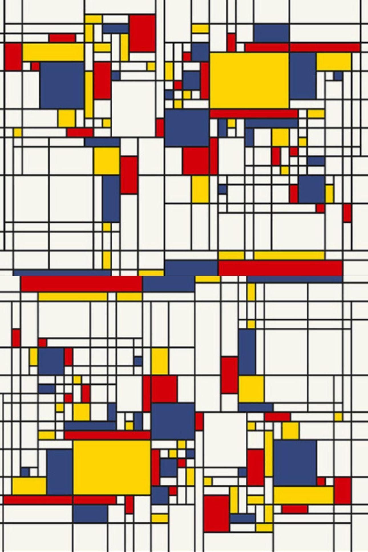 Mondrian Iphone Wallpaper Piet Mondrian Wallpapers Wallpaper Cave