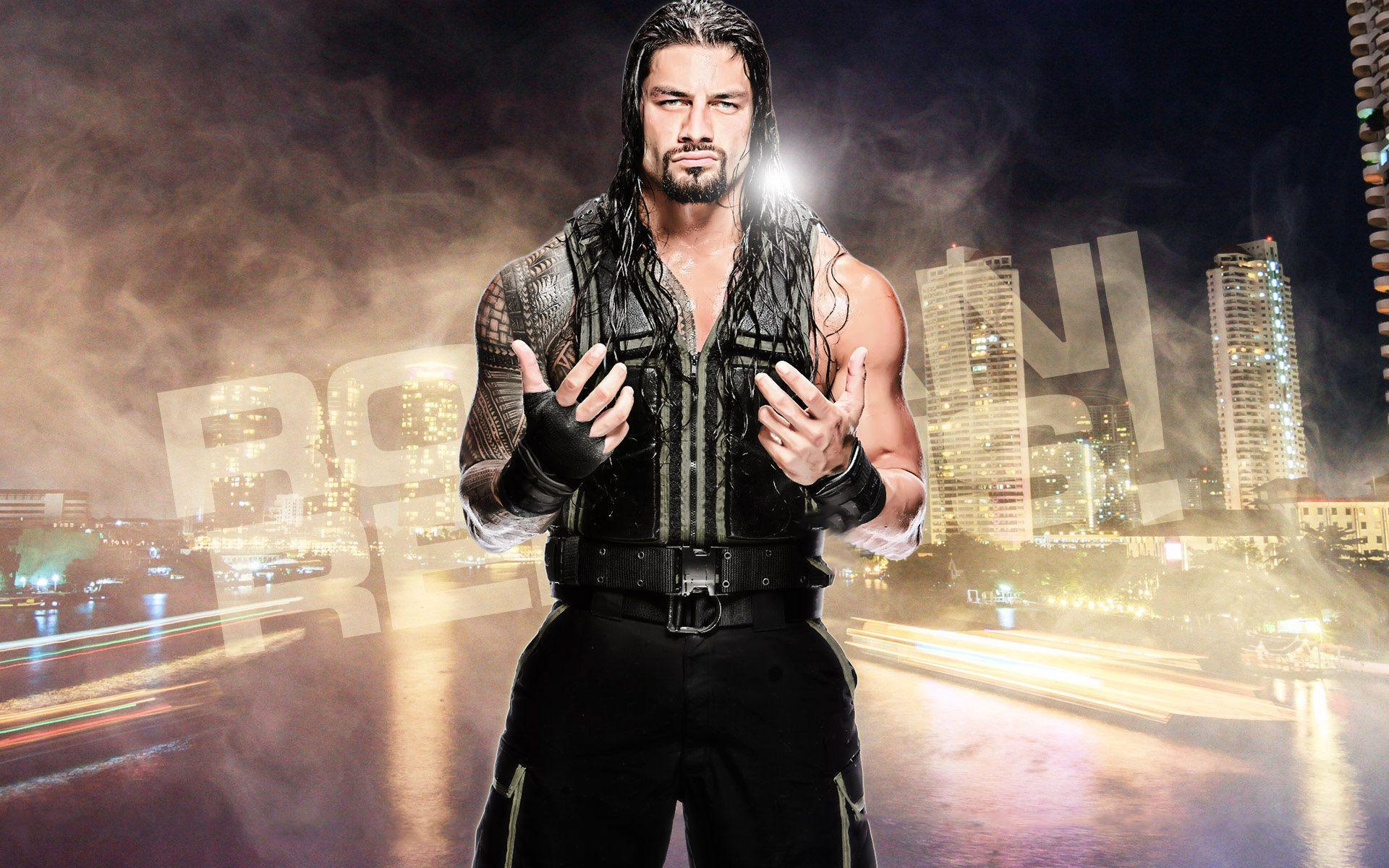 wwe roman reigns hd