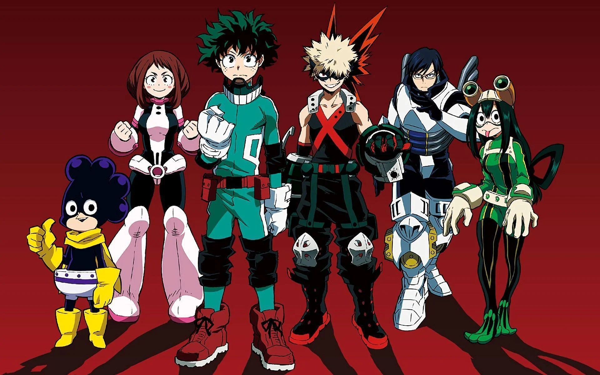 Tons of awesome boku no hero academia wallpapers to download for free. My Hero Academia HD Wallpapers - Wallpaper Cave